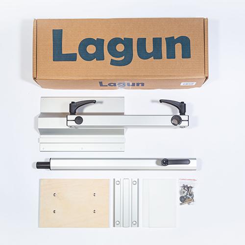Lagun Tischgestell Einzelteile